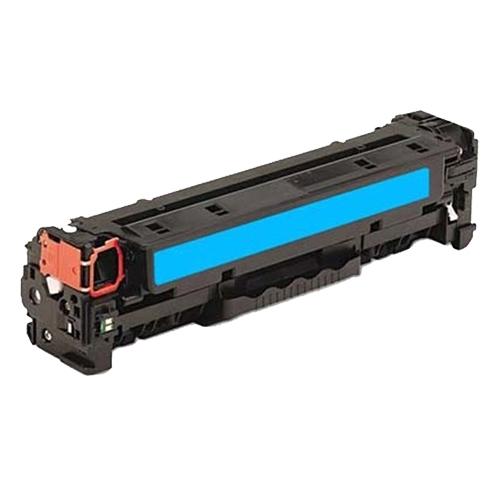 Съвместима тонер касета HP CF411X CYAN