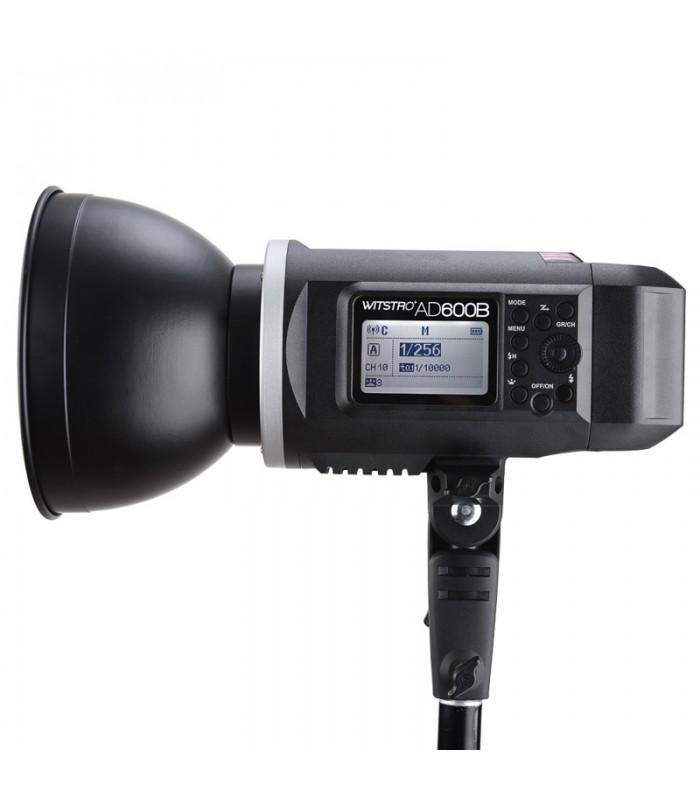 Преносим батериен TTL моноблок GODOX WITSTRO AD600BTTL