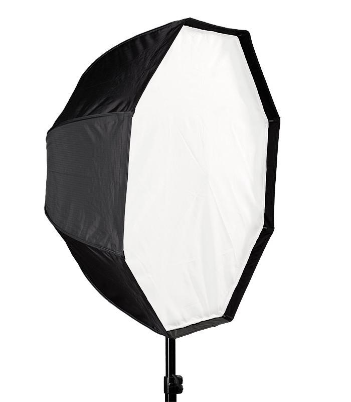 Осмоъгълен бокс-чадър за ръчна светкавица 80 см