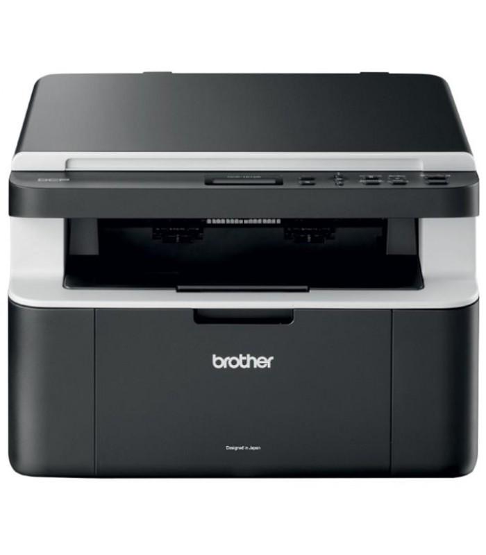Принтер BROTHER DCP-1512E + 2 бр. съвместими тонер касети