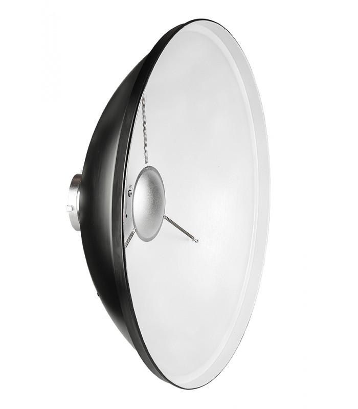 70 см рефлектор с бяла повърхност