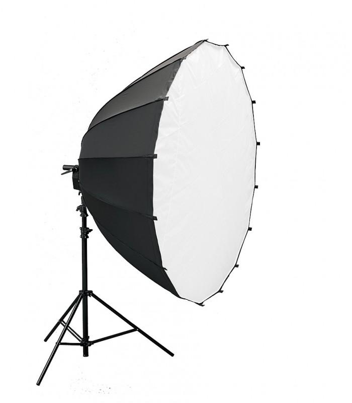 Параболичен софтбокс 120 см - отражателен