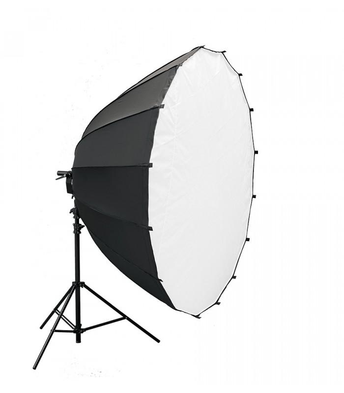 Параболичен софтбокс 150 см - отражателен
