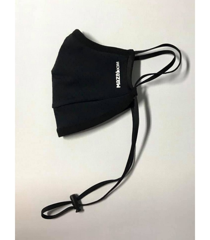 Висококачествена дизайнерска трипластова защитна маска за многократна употреба CODEBLCK