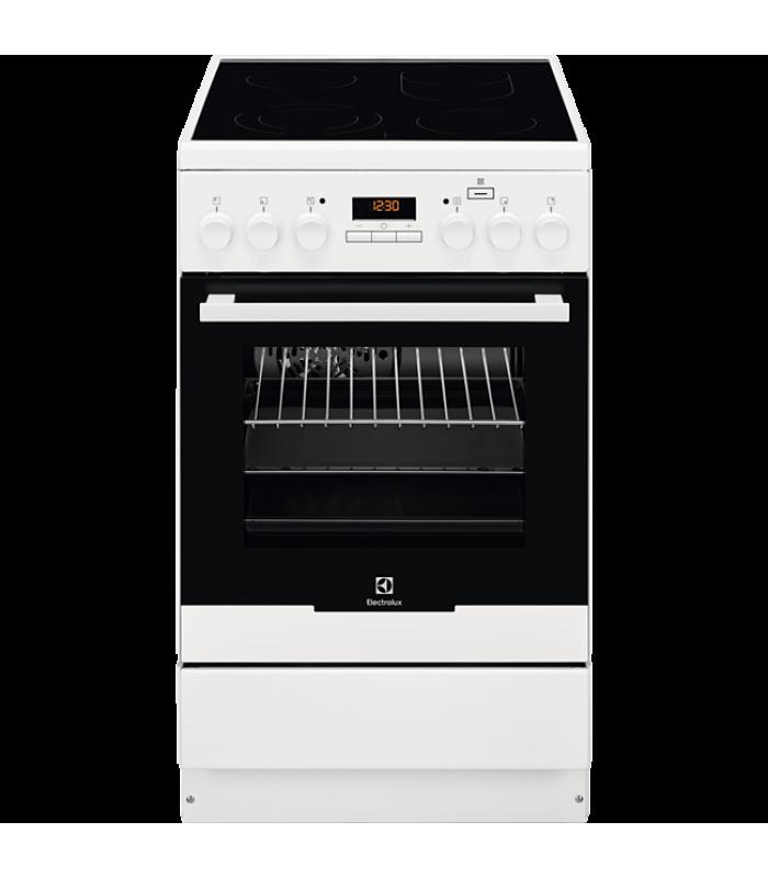 Готварска печка с керамичен плот ELECTROLUX EKC54952OW