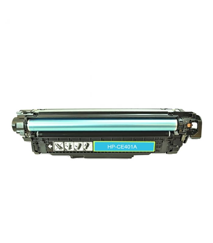 Съвместима тонер касета HP CE401A CYAN (507A)