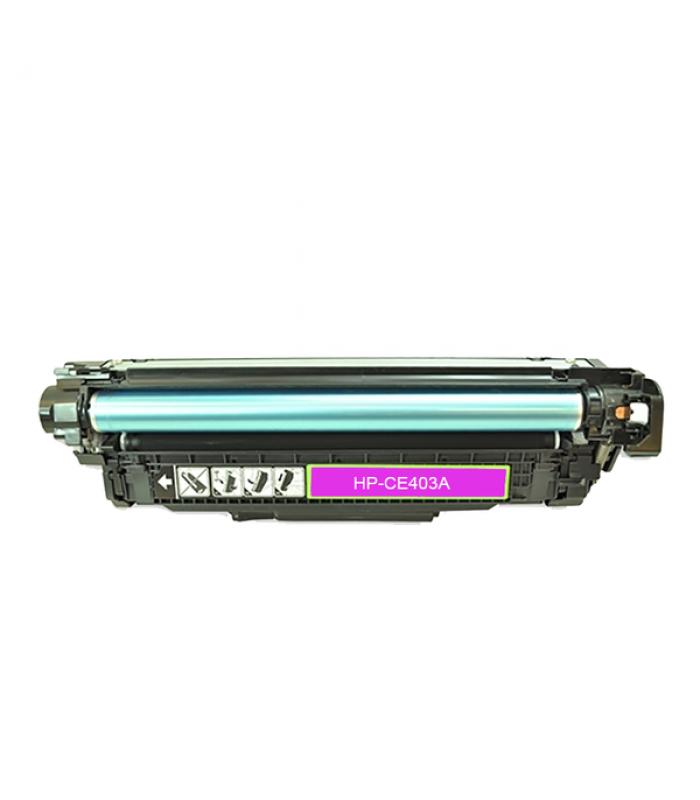 Съвместима тонер касета HP CE403A MAGENTA (507A) TONER