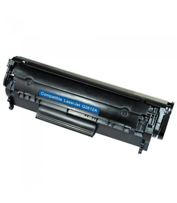 Съвместима тонер касета HP Q2612A / CRG703 / FX10 TONER