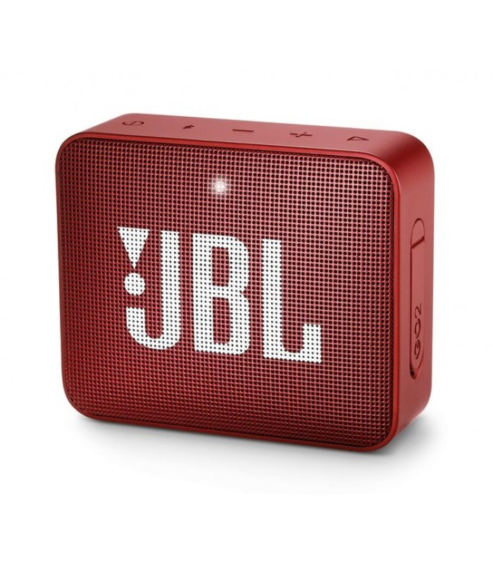 Блутут колонка JBL GO 2 Червена