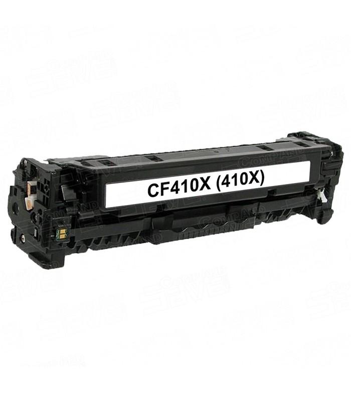 Съвместима тонер касета HP CF410X BLACK