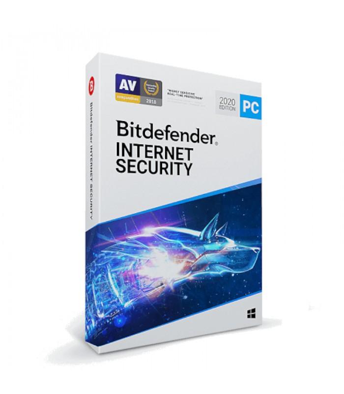 BITDEFENDER INTERNET SECURITY – 1 година
