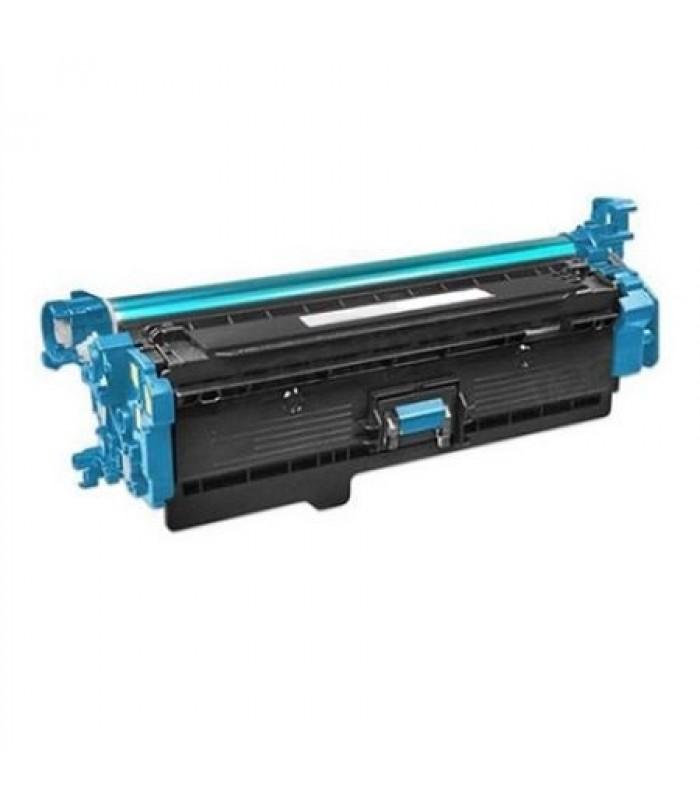 Съвместима тонер касета HP CF361X CYAN