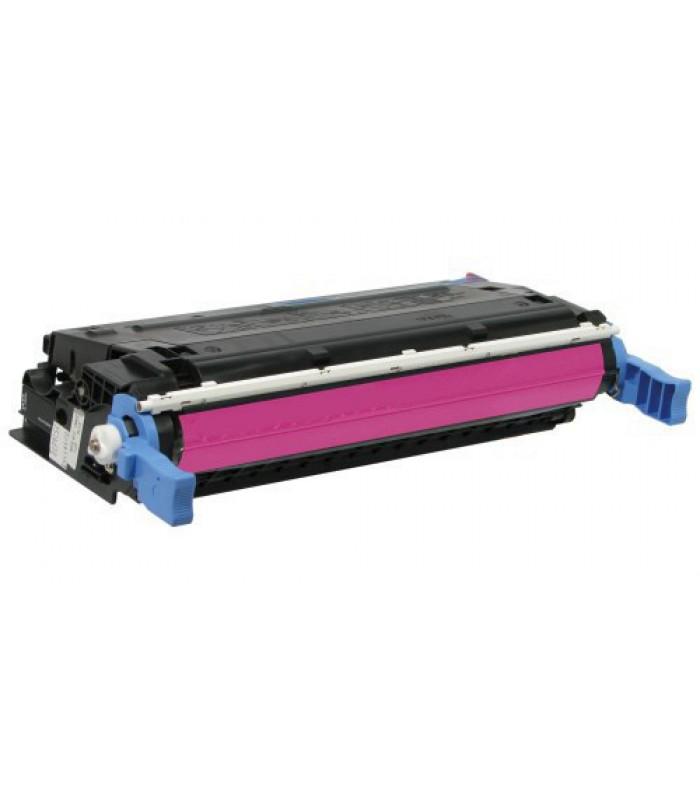 Съвместима тонер касета HP COLOR LASER JET 4600 - C9723A MAGENTA