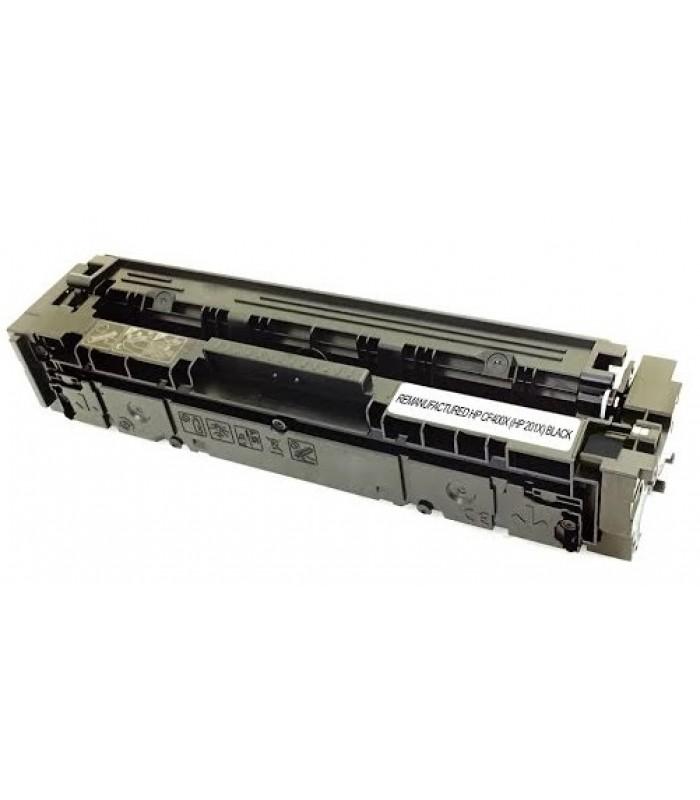Съвместима тонер касета HP CF402X TONER YELLOW (201X)