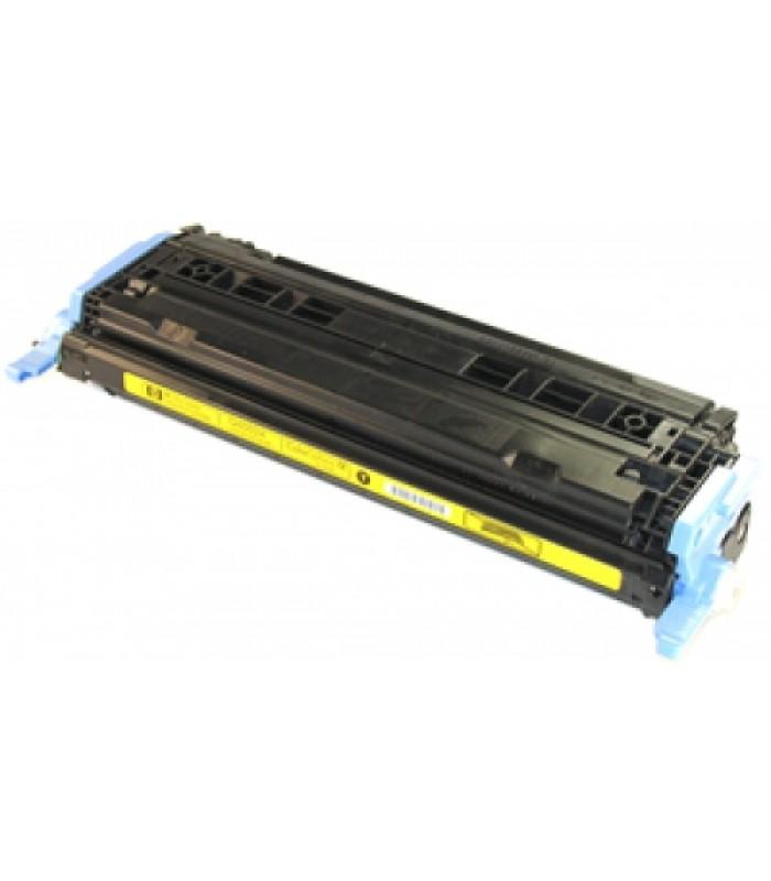 Съвместима тонер касета HP Q6002A TONER YELLOW (124A)