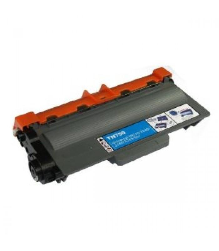 Съвместима тонер касета BROTHER TN750 / TN3330 / TN3380 TONER
