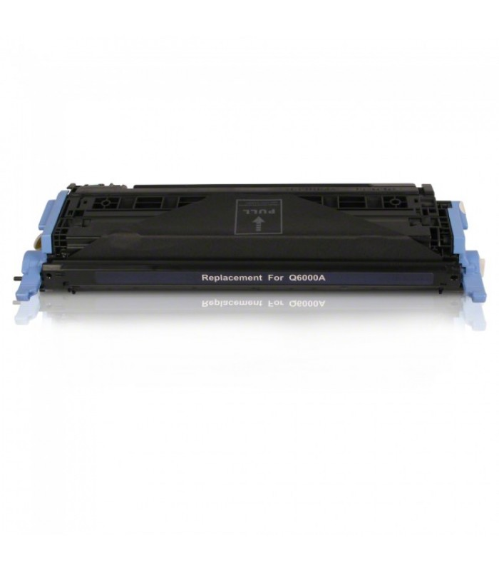 Съвместима тонер касета HP Q6000A TONER BLACK (124A) / CANON CARTRIDGE 707 BLACK