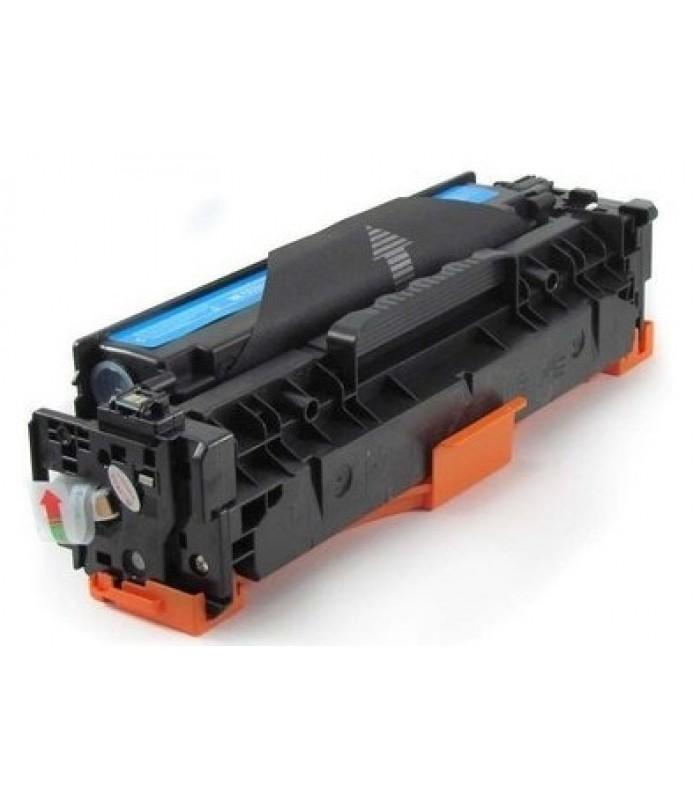 Съвместима тонер касета HP CE321A TONER CYAN