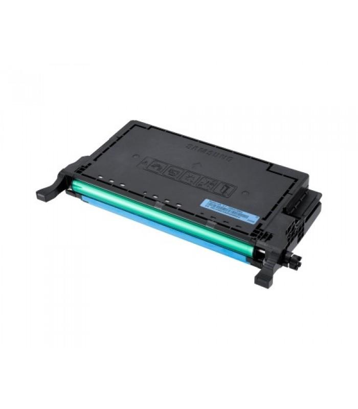 Съвместима тонер касета CLT-C5082L CYAN