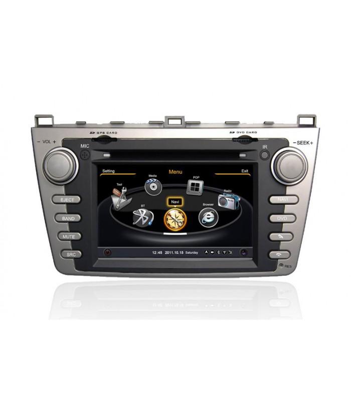 Мултимедийна система MEDIACAR MC-J543F за MAZDA 6