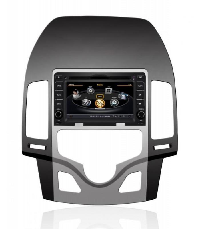 Мултимедийна система MEDIACAR MC-J512F за HYUNDAI I30 (AUTO A/C)