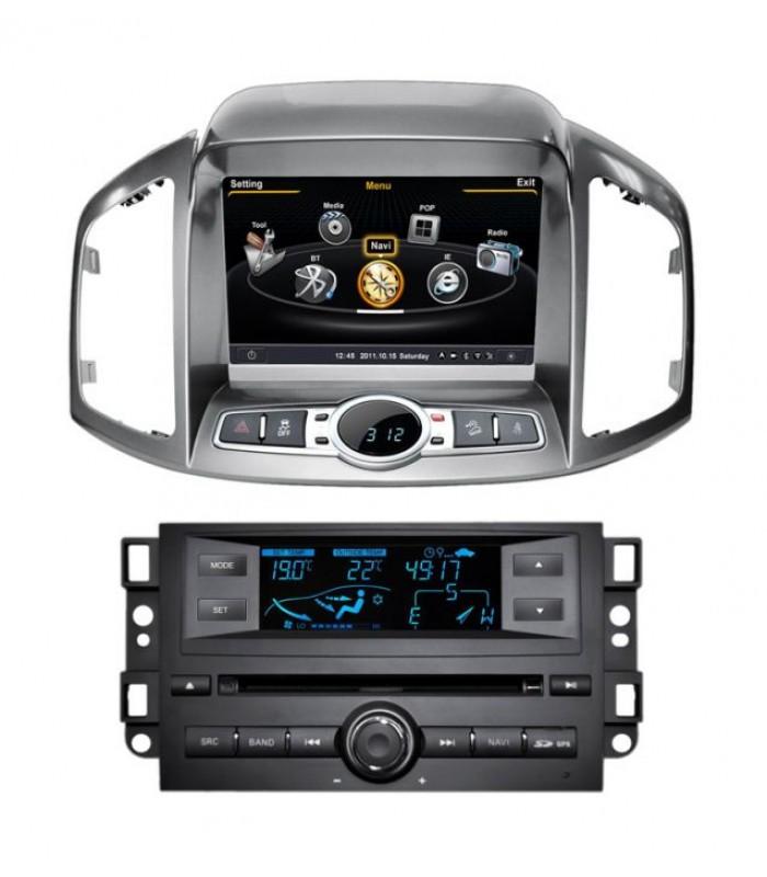 Мултимедийна система MEDIACAR MC-J456F за CHEVROLET CAPTIVA 2012