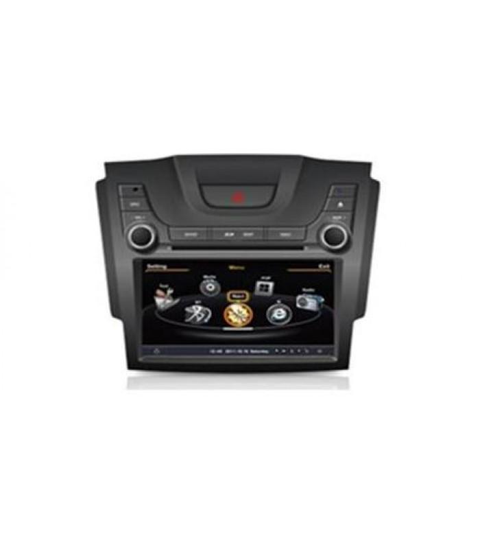Мултимедийна система MEDIACAR MC-J352F за CHEVROLET COLORADO /S10