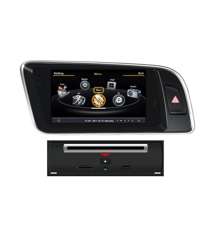 Мултимедийна система MEDIACAR MC-J402F за AUDI Q5 (2009-2013)
