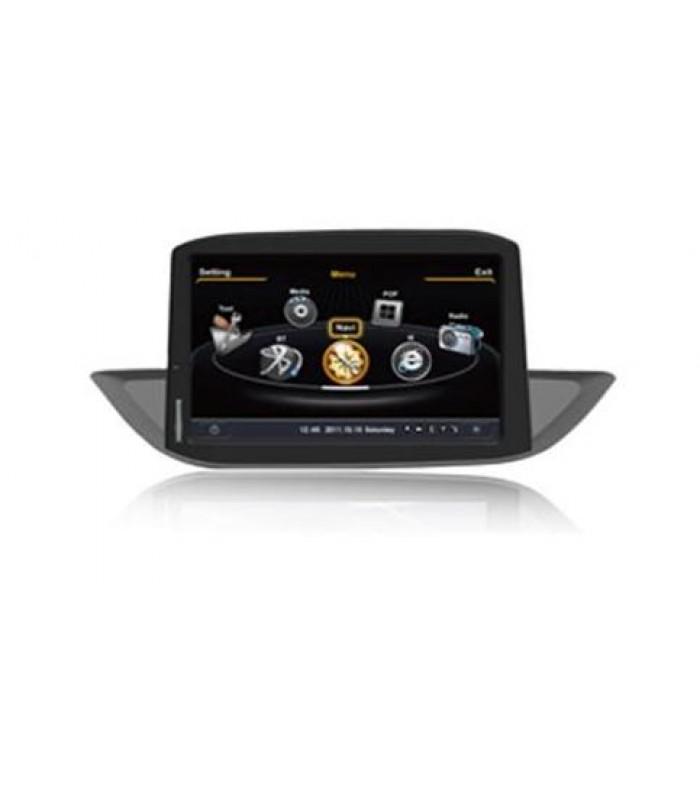 Мултимедийна система MEDIACAR MC-J495F за PEUGEOT 308 (2012-2013)