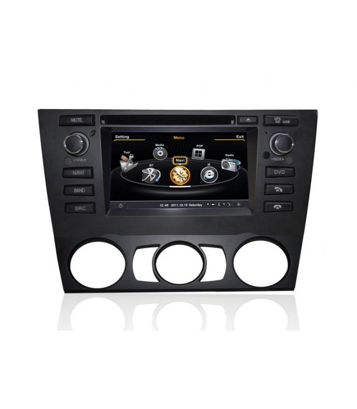 Мултимедийна система MEDIACAR MC-J443F за BMW E90/E91/E92/93(2005-2012)