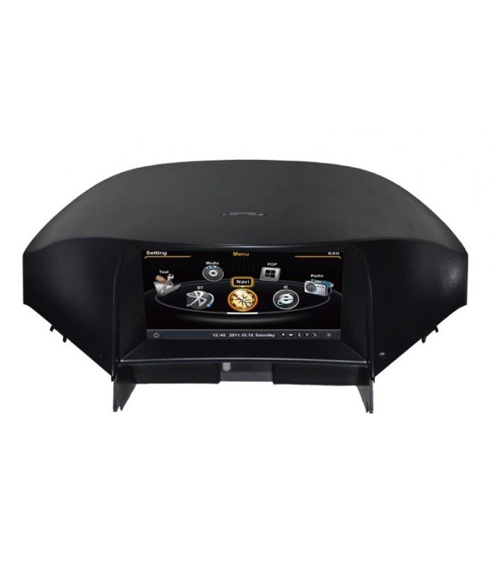 Мултимедийна система MEDIACAR MC-J400F за CHEVROLET ORLANDO 2012