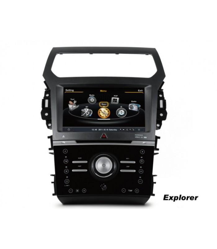 Мултимедийна система MEDIACAR MC-J301F за FORD EXPLORER 2013
