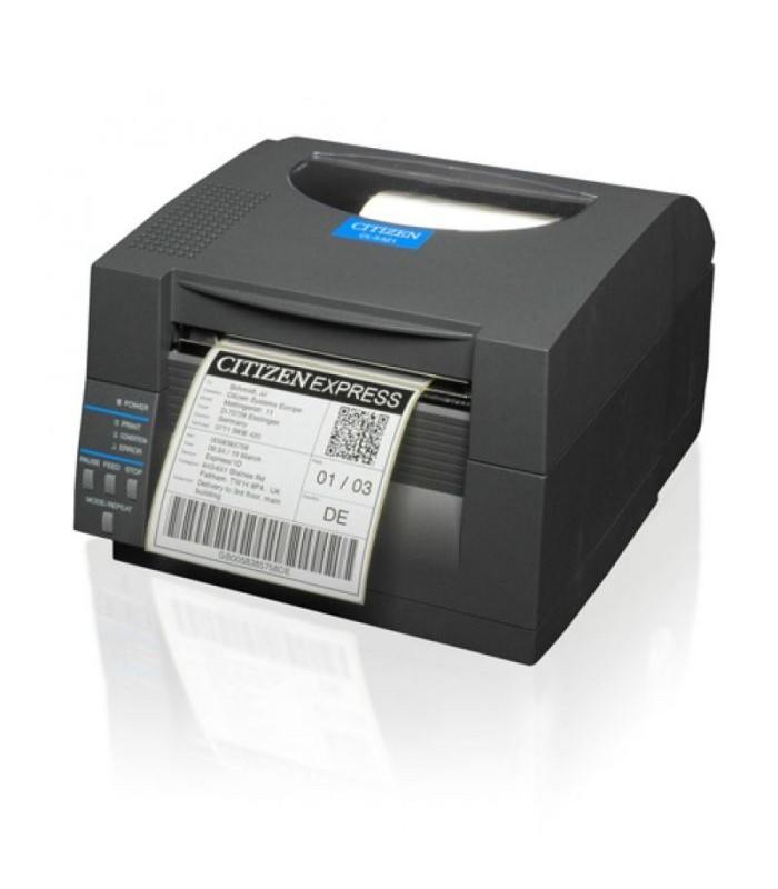 Eтикетен баркод принтер CITIZEN CL-S521