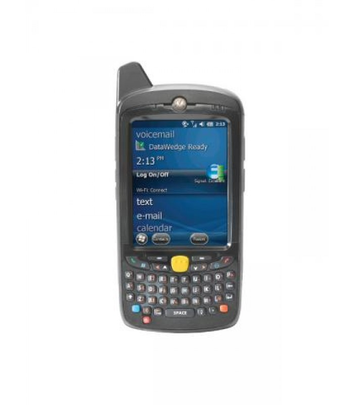 MOTOROLA MC67, 2D, USB, BLUETOOTH, WI-FI, 3G (HSPA+), QWERTY клавиатура, GPS
