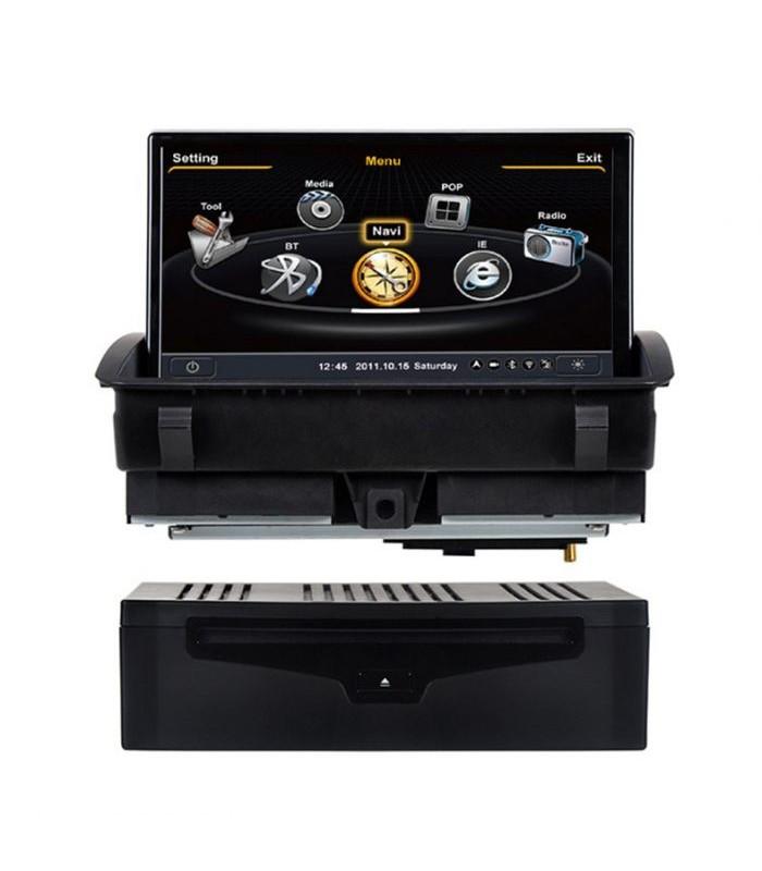 Мултимедийна система MEDIACAR MC-J363F за AUDI Q3