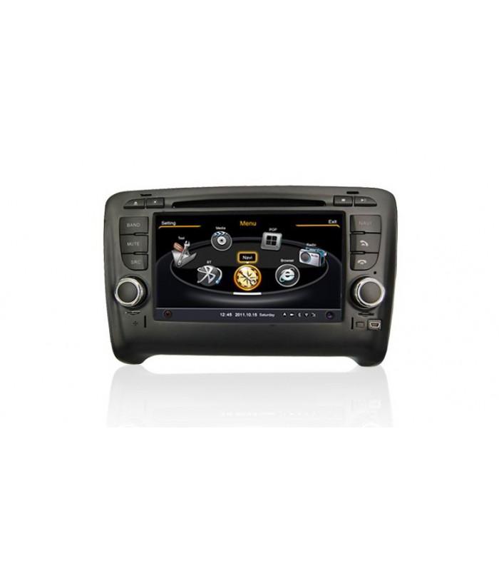 Мултимедийна система MEDIACAR MC-J587F за AUDI TT (2006-2012)