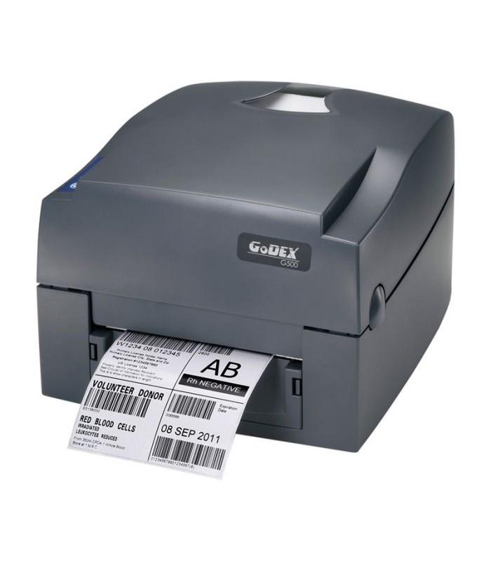 Етикетен баркод принтер GODEX G500