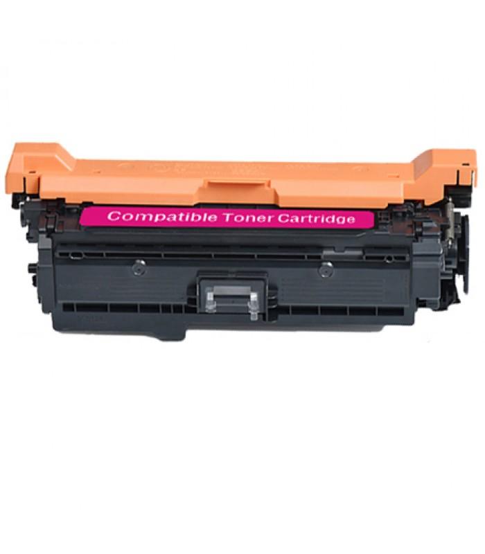 Съвместима тонер касета HP CE263A MAGENTA