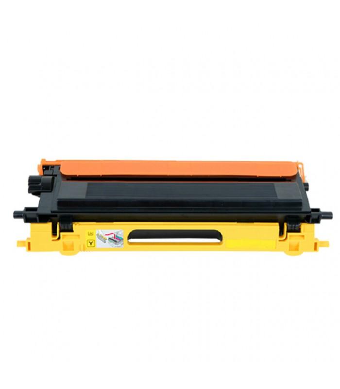 Съвместима тонер касета BROTHER TN135 / TN115 YELLOW