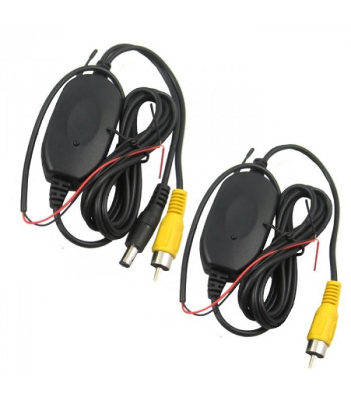 Модул за безжично предаване на сигнала от камерата до монитора