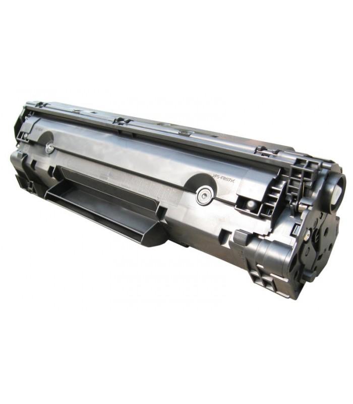 ЗАРЕЖДАНЕ НА ТОНЕР КАСЕТИ HP LJ P1505-M1120 MFP/M1522 CB436A