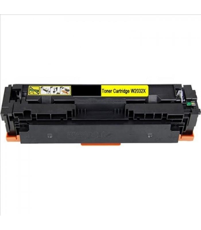 Съвместима тонер касета HP CF415X / W2030X YELLOW