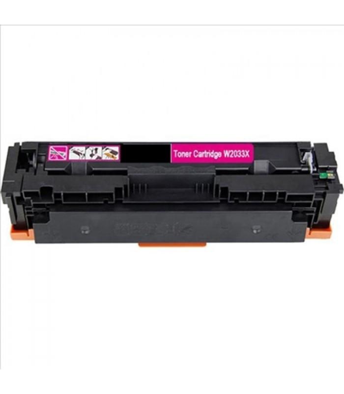 Съвместима тонер касета HP CF415X / W2030X MAGENTA