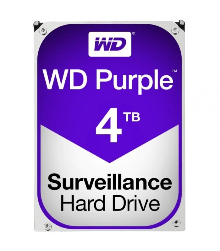 Хард диск WESTERN DIGITAL PURPLE 4TB - 5 бр