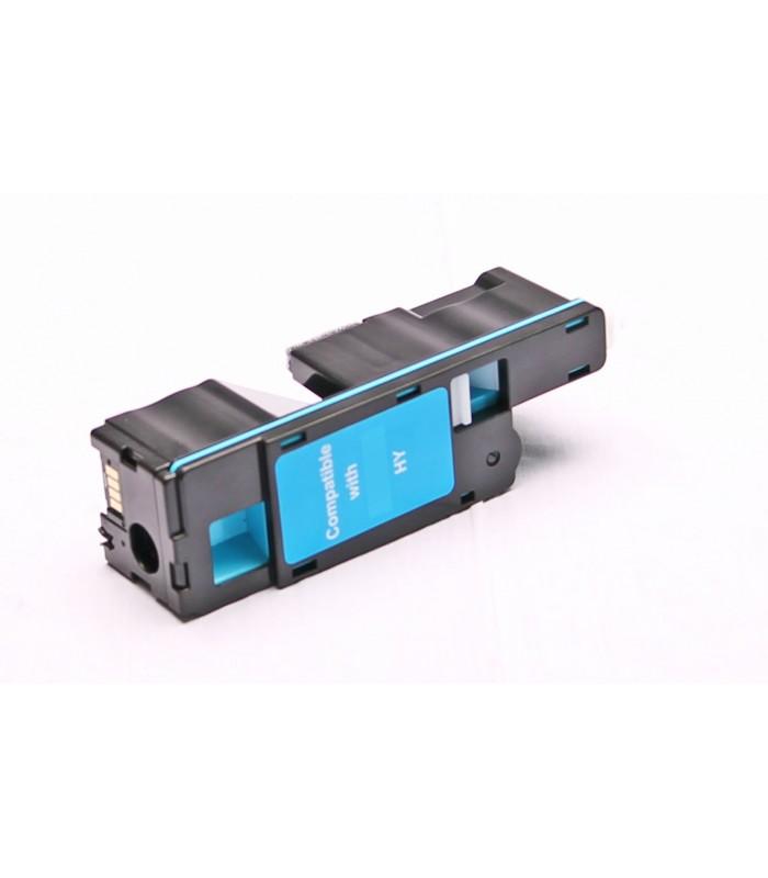 Съвместима тонер касета XEROX PHASER 6020,6022, WC6025 (106R02756) - CYAN TONER