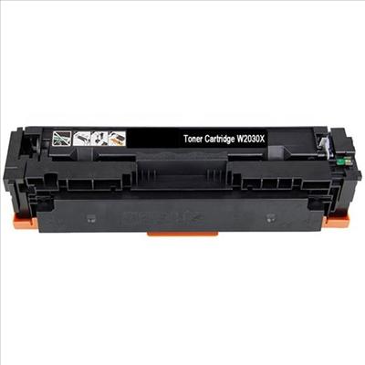 Съвместима тонер касета HP CF415X / W2030X BLACK
